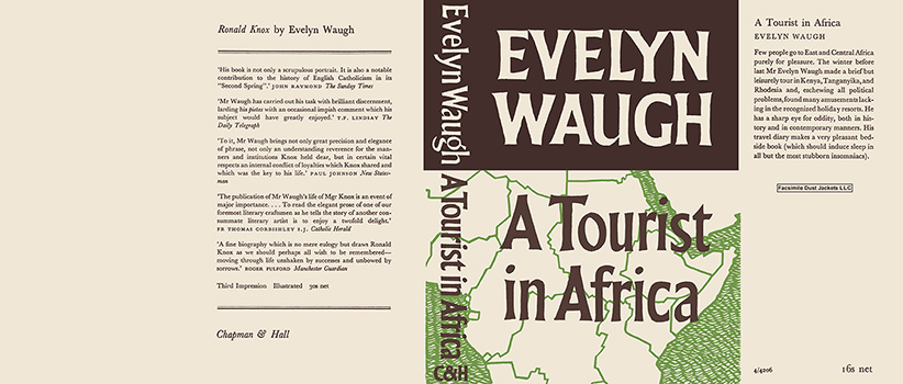 Tourist in Africa, A. Evelyn Waugh