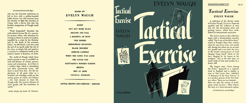 Tactical Exercise. Evelyn Waugh.