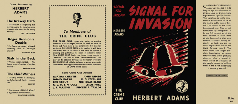 Signal for Invasion. Herbert Adams