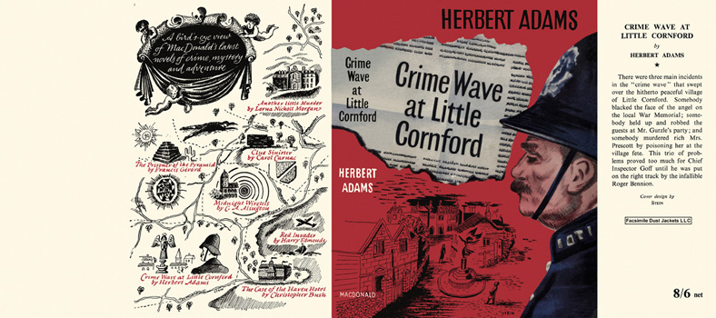 Crime Wave at Little Cornford. Herbert Adams