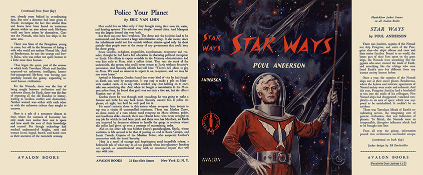 Star Ways. Poul Anderson