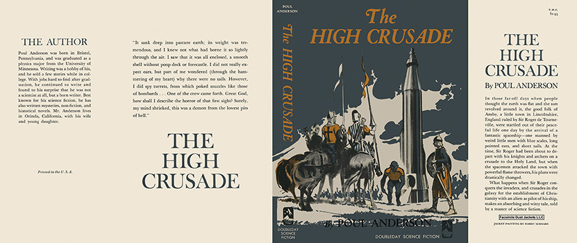 High Crusade, The. Poul Anderson