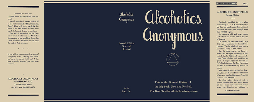 Alcoholics Anonymous. Anonymous