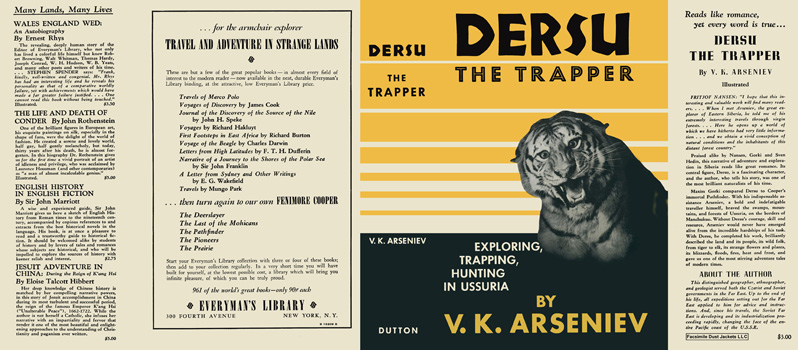 Dersu the Trapper. V. K. Arseniev.