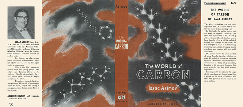 World of Carbon, The. Isaac Asimov.