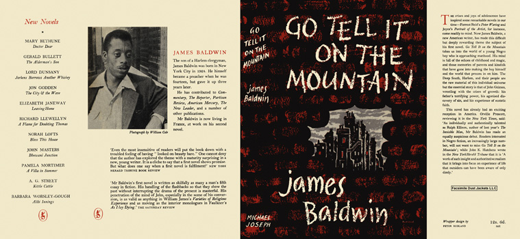 an analysis of go tell it on the mountain by james baldwin In go tell it on the mountain by james baldwin, compare and contrast is shown throughout the novel - literary devices in go tell it on the mountain by james baldwin.