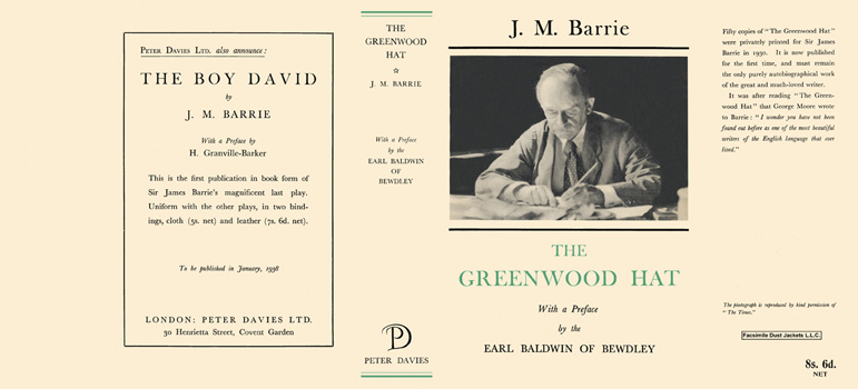 Greenwood Hat, The. J. M. Barrie