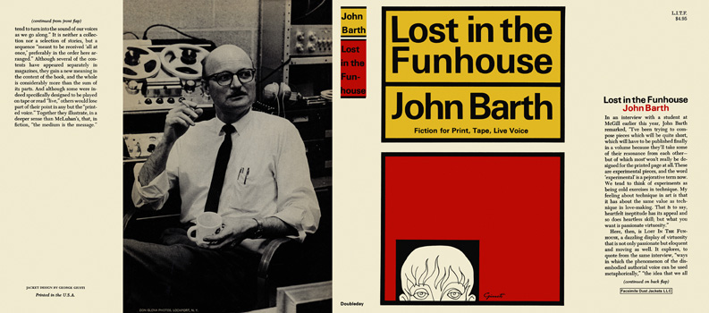 Lost in the Funhouse. John Barth