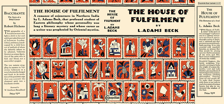 House of Fulfilment, The. L. Adams Beck
