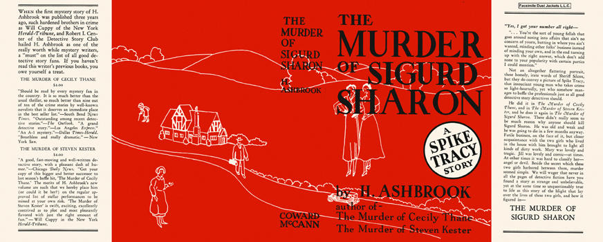 Murder of Sigurd Sharon, The. H. Ashbrook