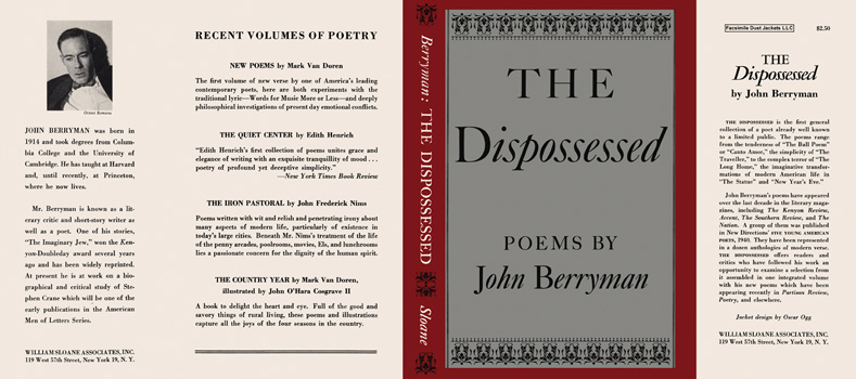 Dispossessed, The. John Berryman