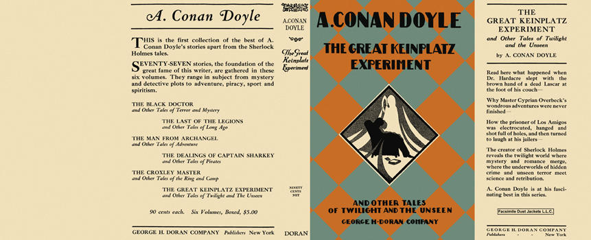 Great Keinplatz Experiment and Other Tales, The. Sir Arthur Conan Doyle