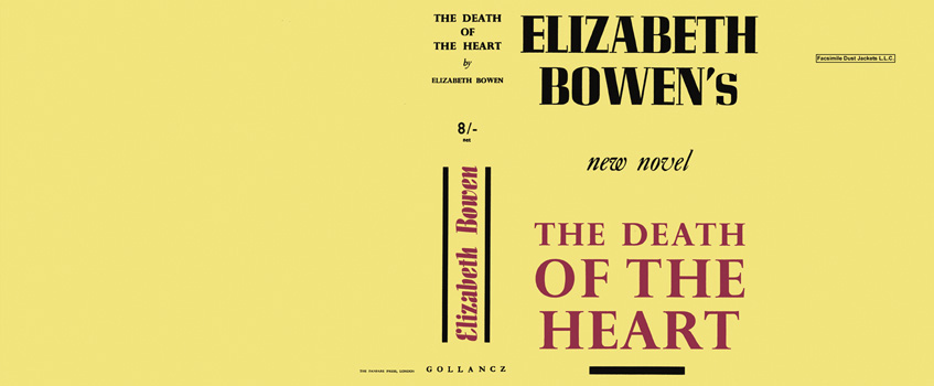 Death of the Heart, The. Elizabeth Bowen.