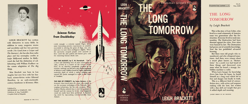 the long tomorrow leigh brackett pdf