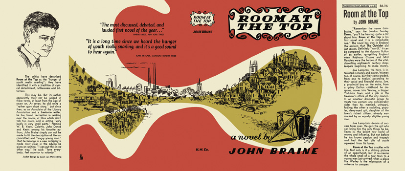 Room at the Top. John Braine