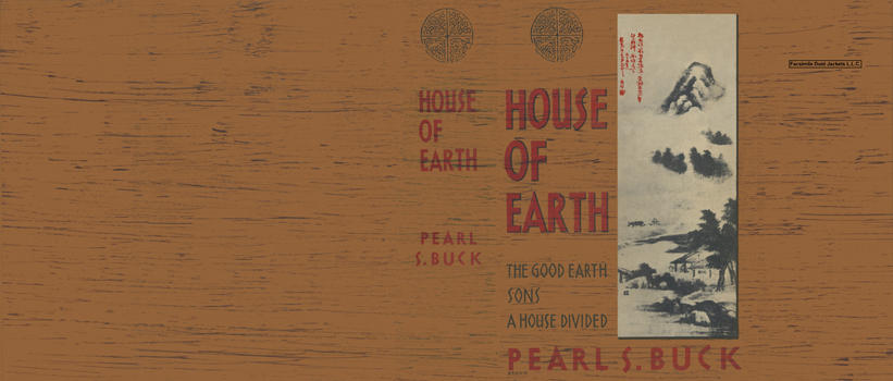 House of Earth. Pearl S. Buck.
