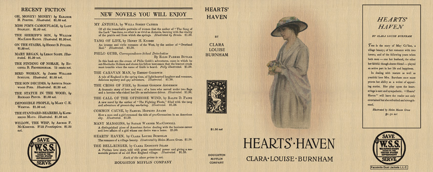 Hearts' Haven. Clara Louise Burnham.