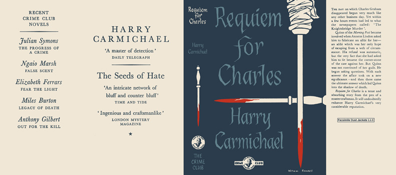 Requiem for Charles. Harry Carmichael