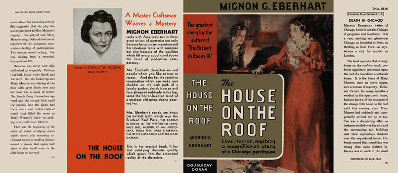 House on the Roof, The. Mignon G. Eberhart