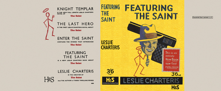 Featuring the Saint. Leslie Charteris.