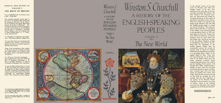 History of the English-Speaking Peoples, Volume II, The New World, A. Winston S. Churchill
