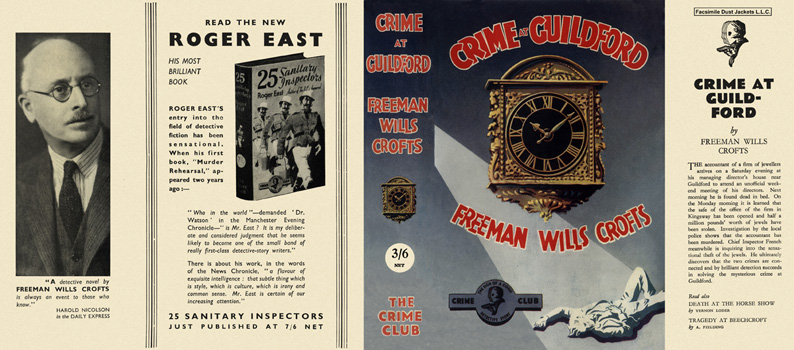 Crime at Guildford. Freeman Wills Crofts