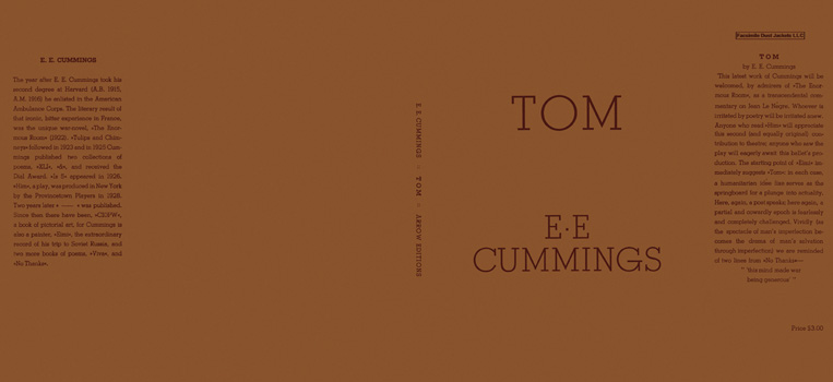 Tom. E. E. Cummings