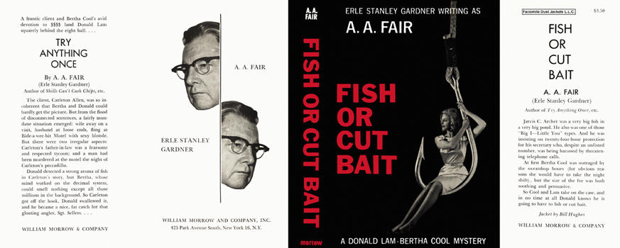 Fish or Cut Bait. A. A. Fair