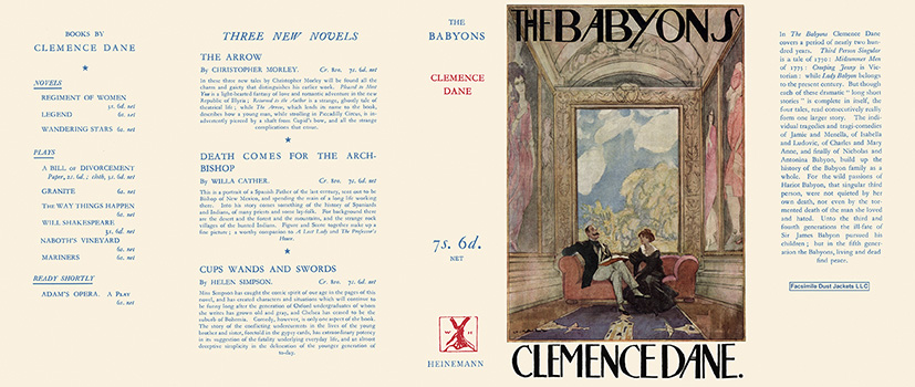 Babyons, The. Clemence Dane.