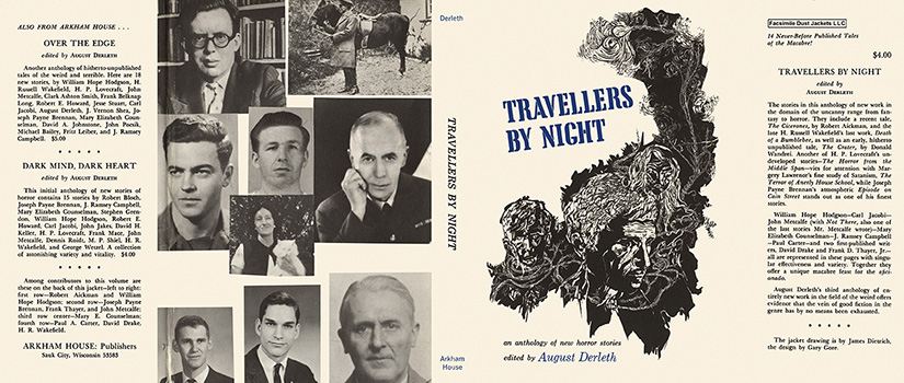 Travellers by Night. August Derleth, Anthology.