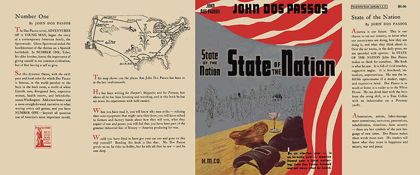 State of the Nation. John Dos Passos