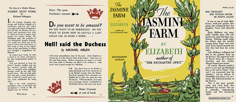 Jasmine Farm, The. Elizabeth