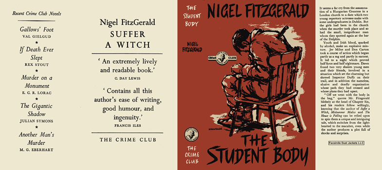 Student Body, The. Nigel FitzGerald