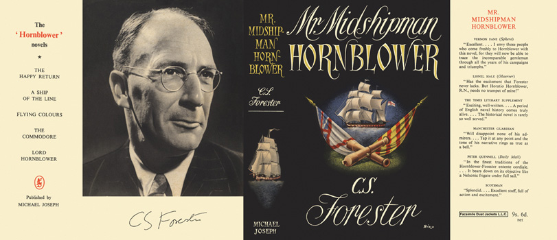 Mr. Midshipman Hornblower. C. S. Forester