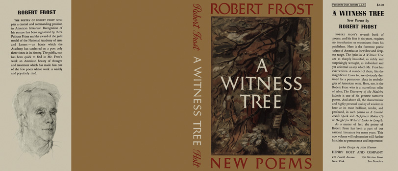 Witness Tree, A. Robert Frost