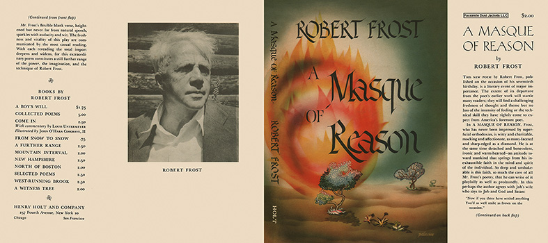 Masque of Reason, A. Robert Frost