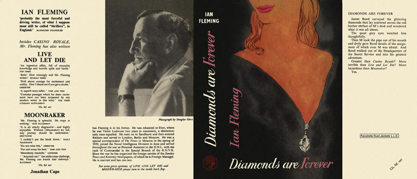 Diamonds Are Forever. Ian Fleming.