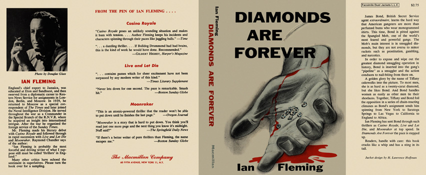 Diamonds Are Forever. Ian Fleming