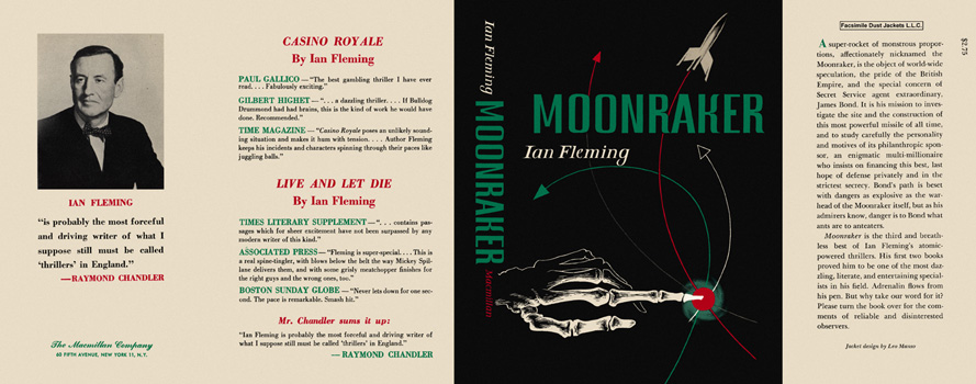 Moonraker. Ian Fleming.