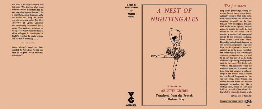 Nest of Nightingales, A. Arlette Grebel.