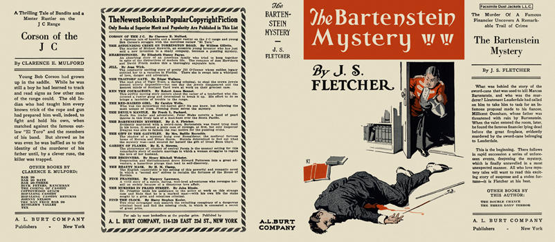 Bartenstein Mystery, The. J. S. Fletcher