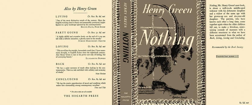 Nothing. Henry Green.
