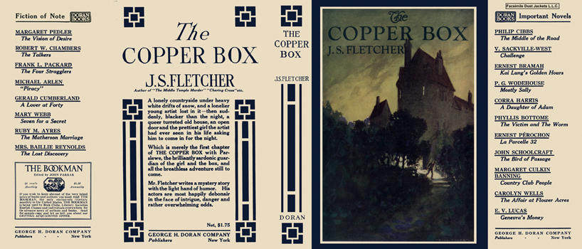Copper Box, The. J. S. Fletcher