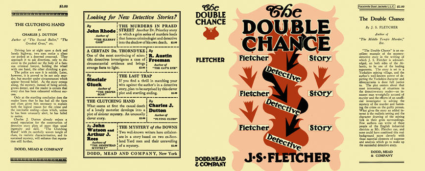 Double Chance, The. J. S. Fletcher