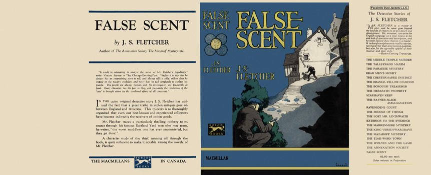 False Scent. J. S. Fletcher