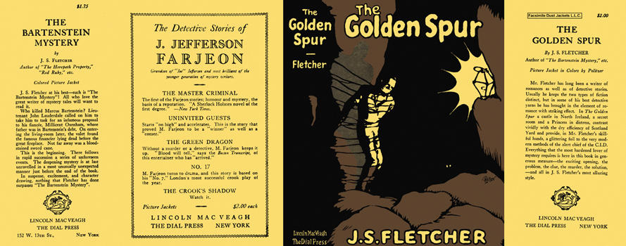 Golden Spur, The. J. S. Fletcher