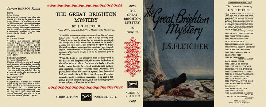 Great Brighton Mystery, The. J. S. Fletcher