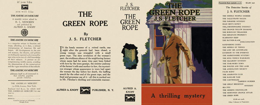 Green Rope, The. J. S. Fletcher