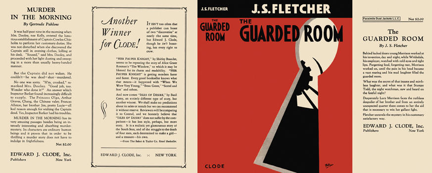 Guarded Room, The. J. S. Fletcher