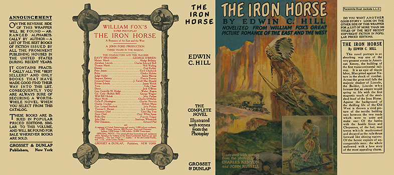 Iron Horse, The. Edwin C. Hill